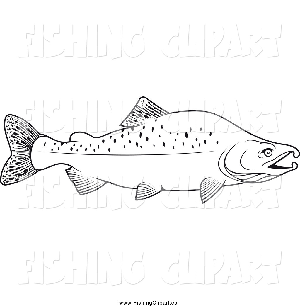 royalty free stock fishing designs of coloring pages