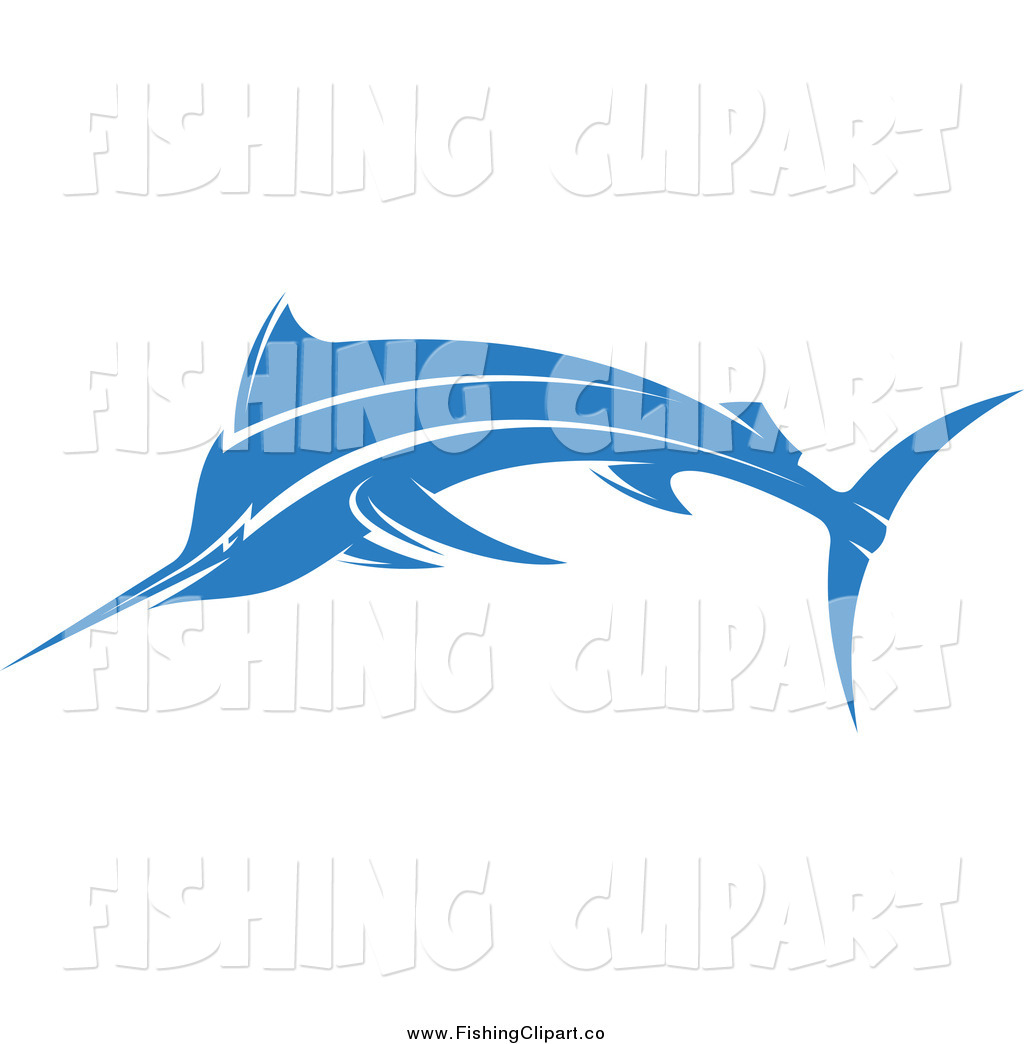 Royalty Free Marlin Fish Stock Fishing Designs