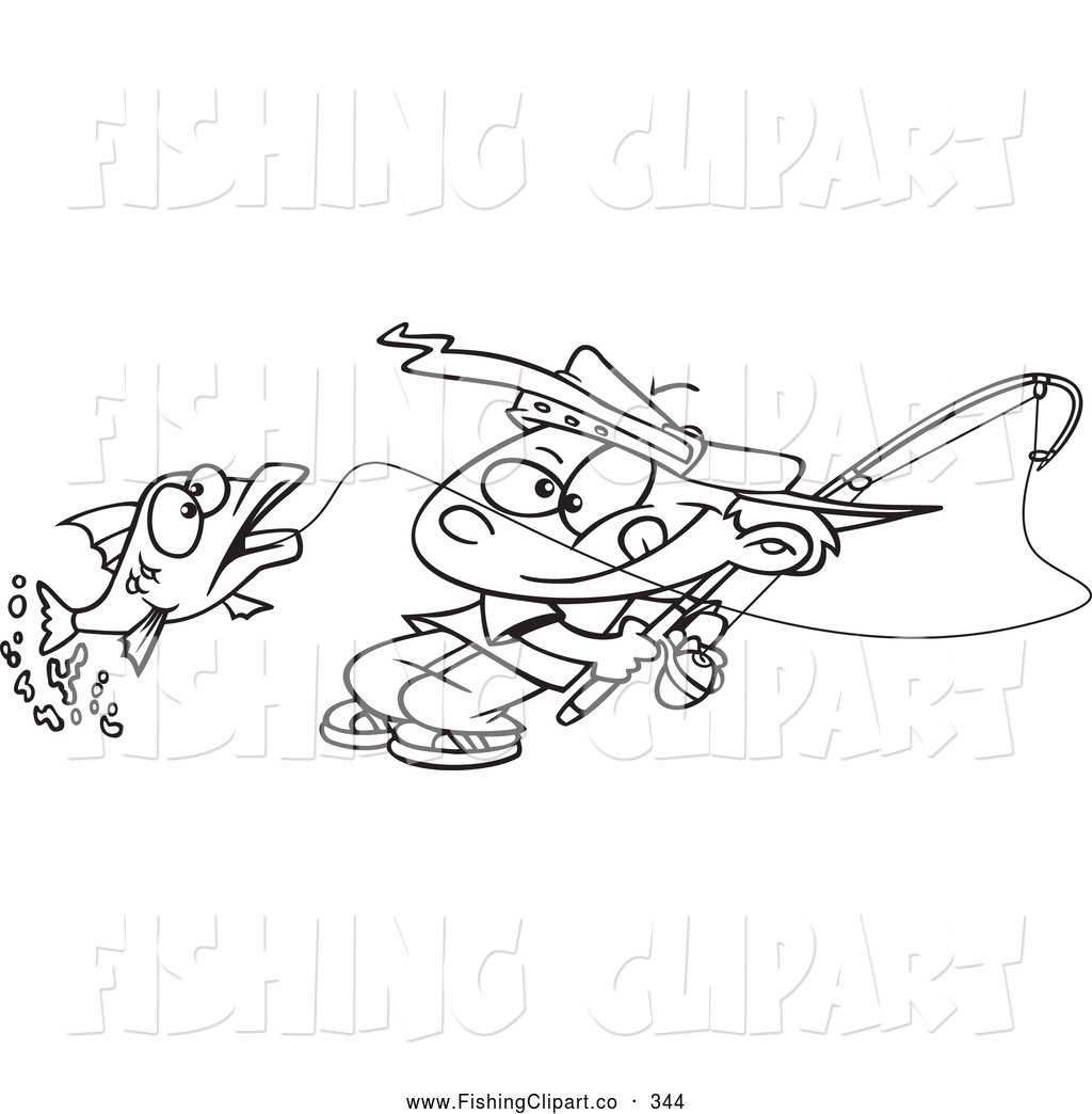 Free Coloring Pages Of Marlin Fishing Boat