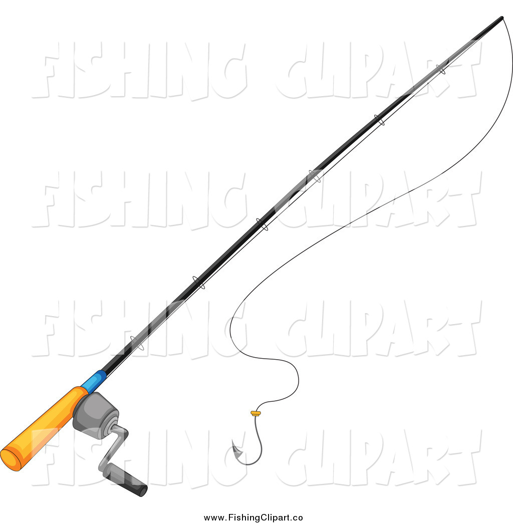 Fishing pole for Fish on a stick