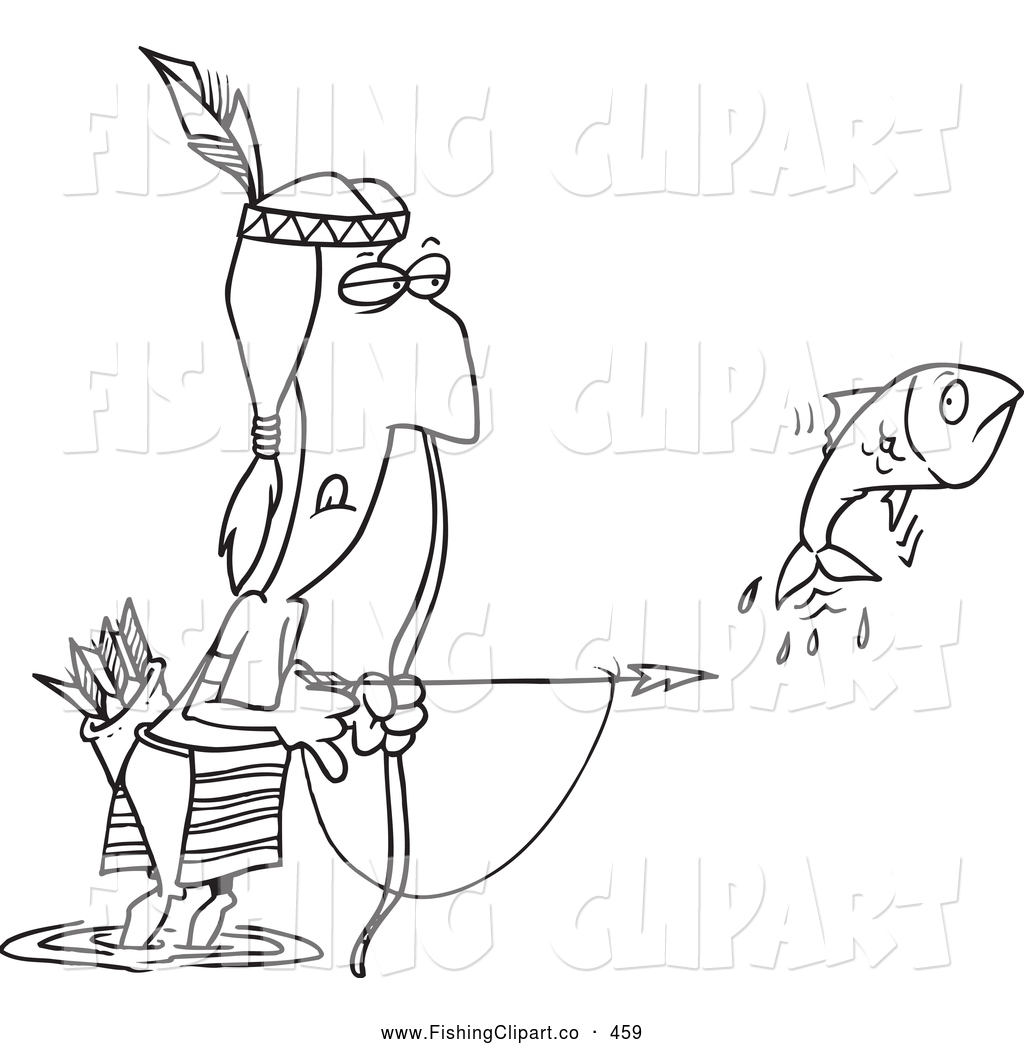 Marlin Fishing Boat Coloring Pages
